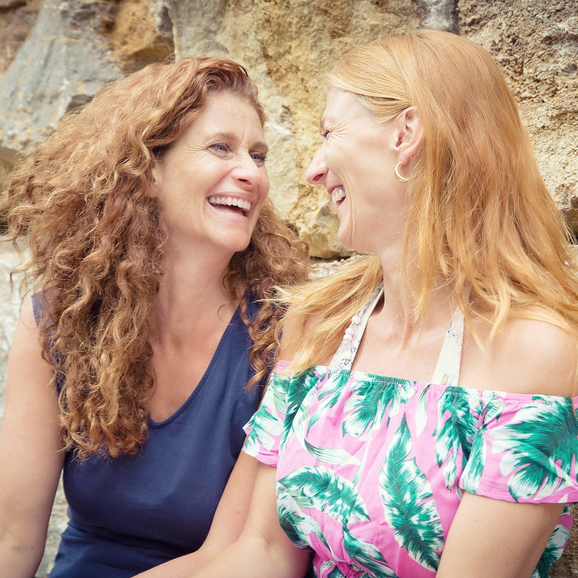 Elisabeth & Julia